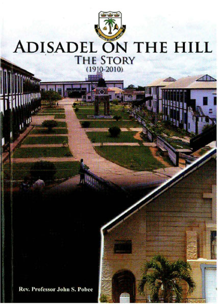 Adisadel On the Hill - front cover